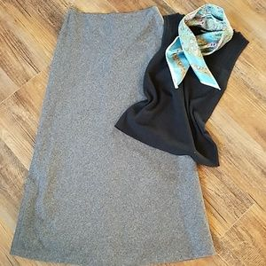 Wool blend maxi skirt. Old Navy size 2